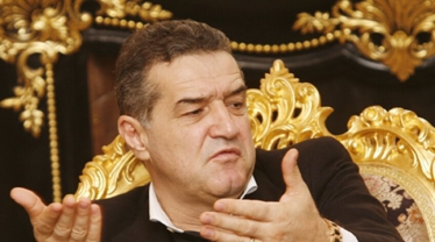 Gigi Becali, Becali, Steaua