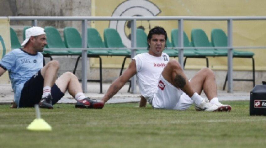 Marius Constantin, Rapid