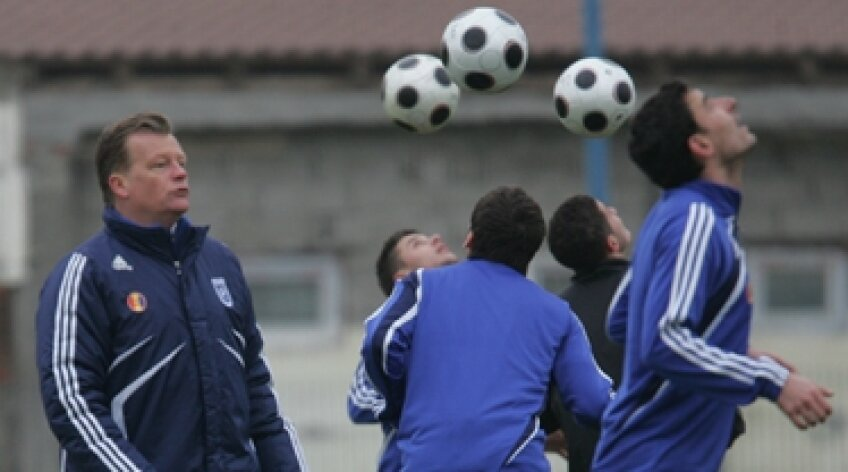 Mark Wotte, Wotte, Craiova