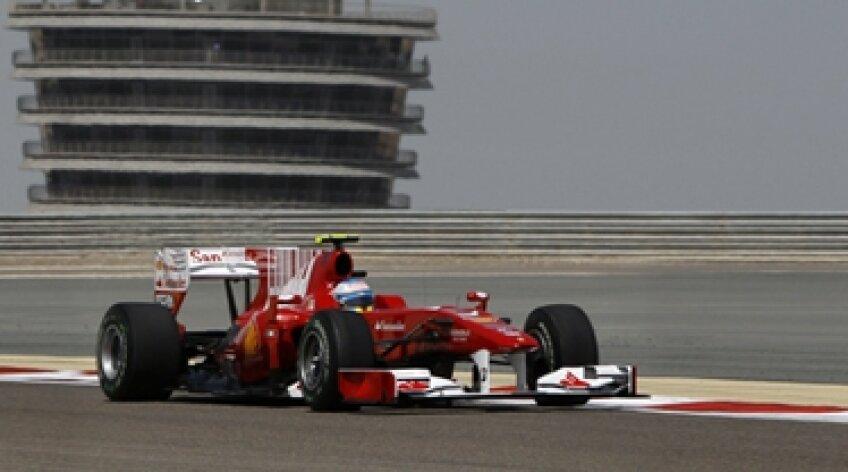 Fernando Alonso, Alonso, Ferrari