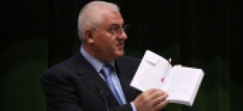 Dumitru Dragomir, preşedinte LPF