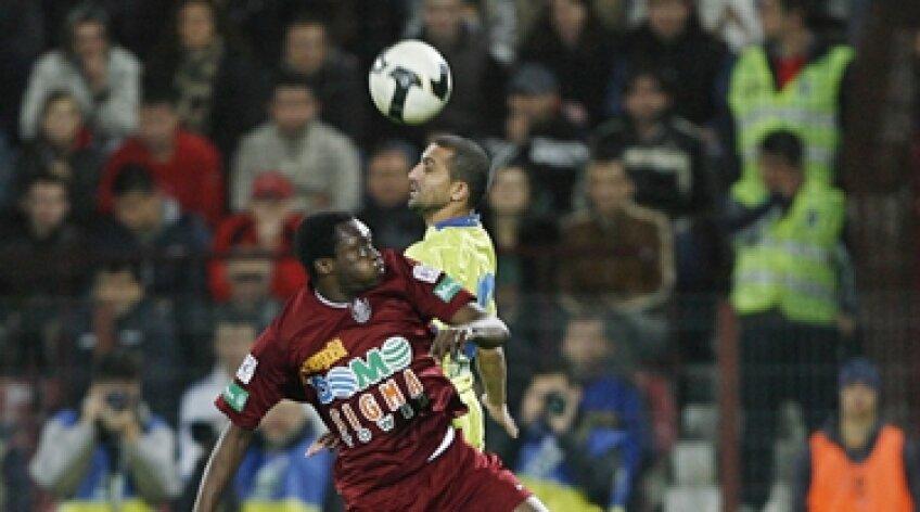 Yssouf Kone, Petre Marin, Steaua, CFR Cluj