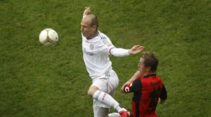 Arjen Robben, Robben, Bayern