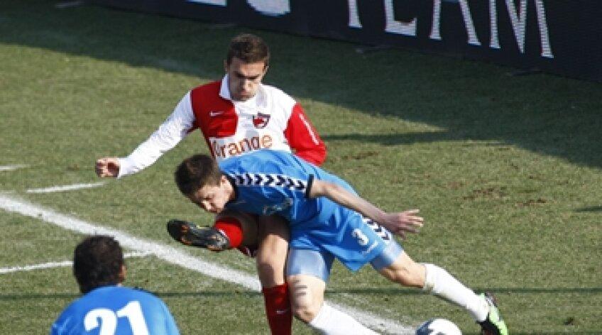Marius Alexe, Alexe, Dinamo