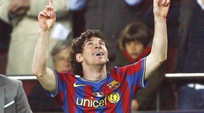Lionel Messi, Messi, Barcelona