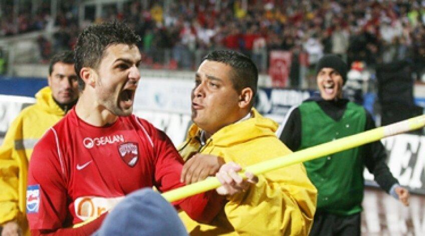 Florin Bratu, Bratu, Dinamo