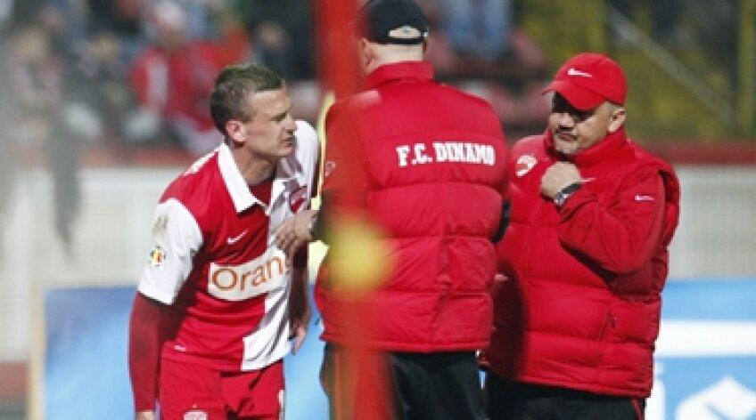 Lucian Goian, Goian, Dinamo