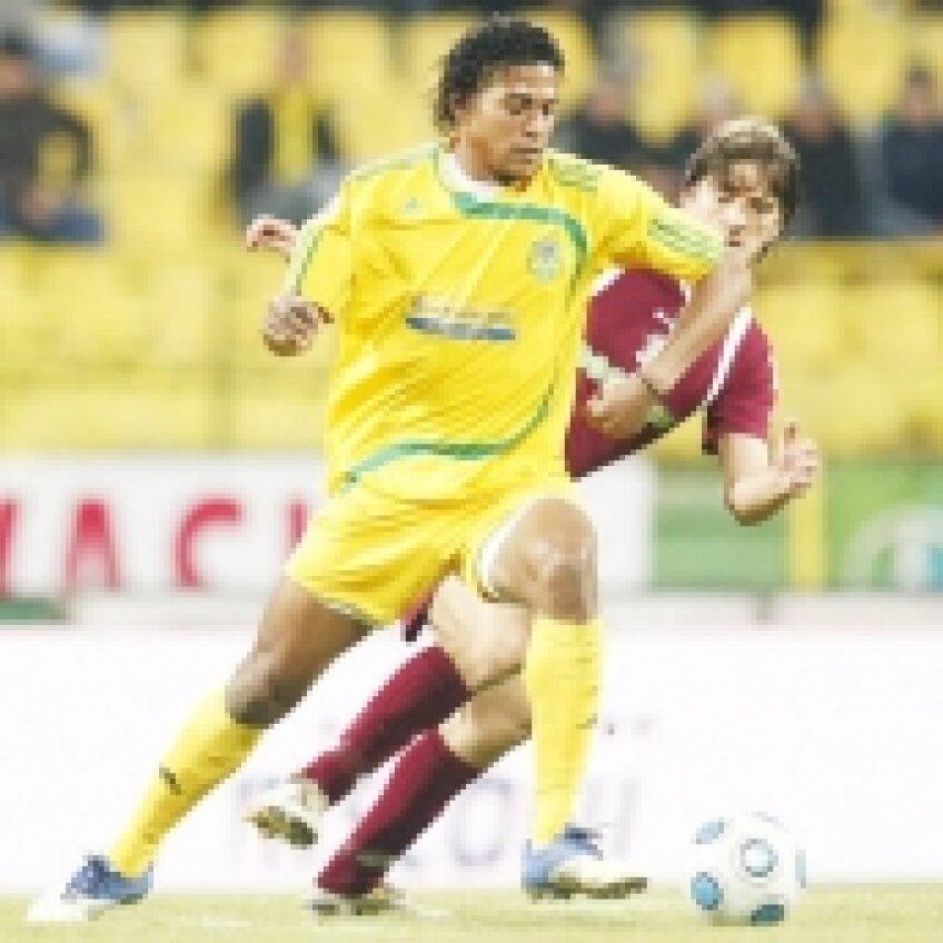 Carlo Costly, Costly, FC Vaslui
