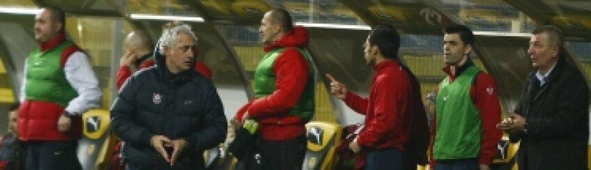 FC Brasov-CFR 0-1