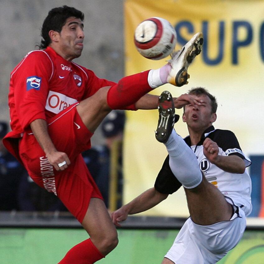 Deşi a costat 1,2 milioane de euro, Osvaldo Miranda nu a dat randament la Dinamo