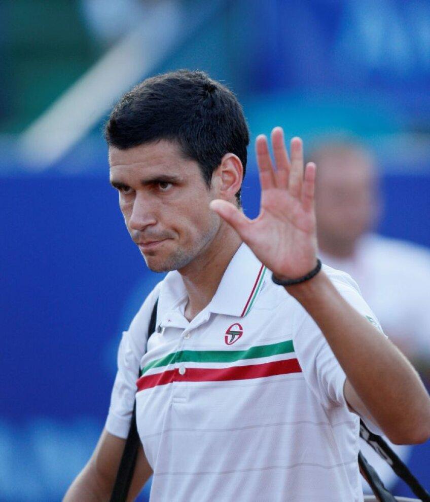 Victor Hanescu nu a reusit sa treaca de Nicolas Almagro la Acapulco