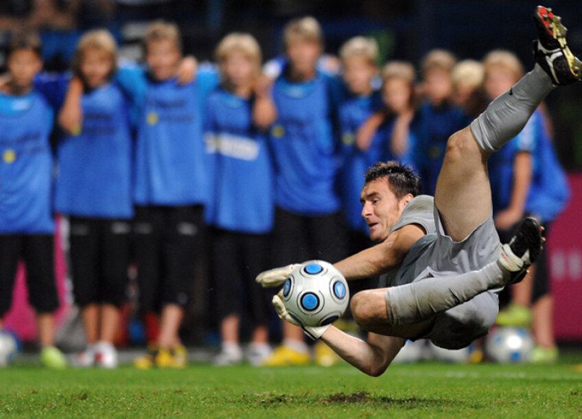 Matache a fost eroul lui Dinamo la Liberec în sezonul trecut de Europa League
