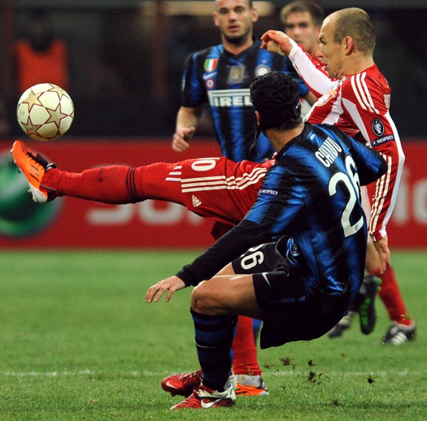 Prin golul cu Inter, bavarezul Mario Gomez are o medie de 0,89 reuşite pe meci Foto:  Reuters