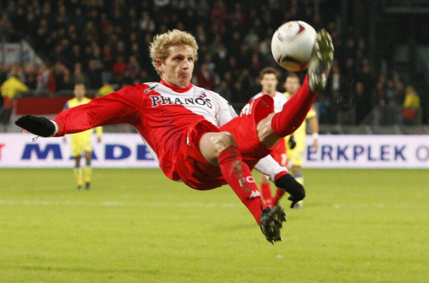 Nesu a jucat împotriva Stelei în acest sezon de Europa League