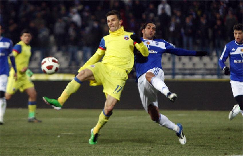 Universitatea Craiova-Steaua 0-1