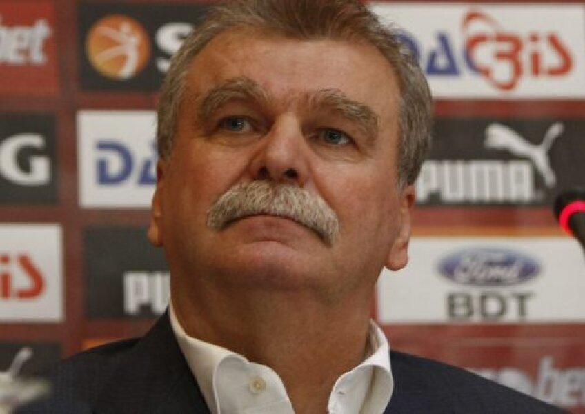 Dinu Gheorghe nu concepe ca Rapid să nu participe în cupele europene în acest an