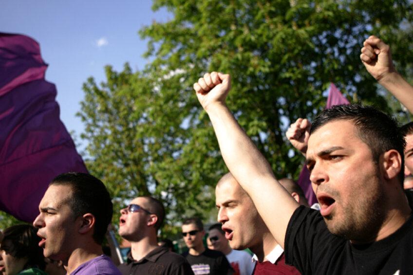 Suporterii Timişoreni vor să iasă din nou în stradă pentru a protesta faţă de decizia FRF