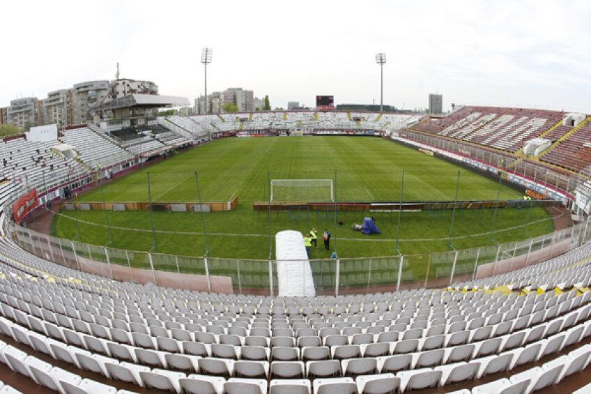 Oficialii sînt siguri că tribunele vor fi pline la meciul cu Bosnia, de vineri