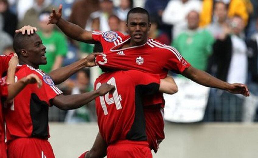 Tosaint Ricketts a marcat un gol şi pentru Poli Timişoara, într-un meci cu CFR Cluj