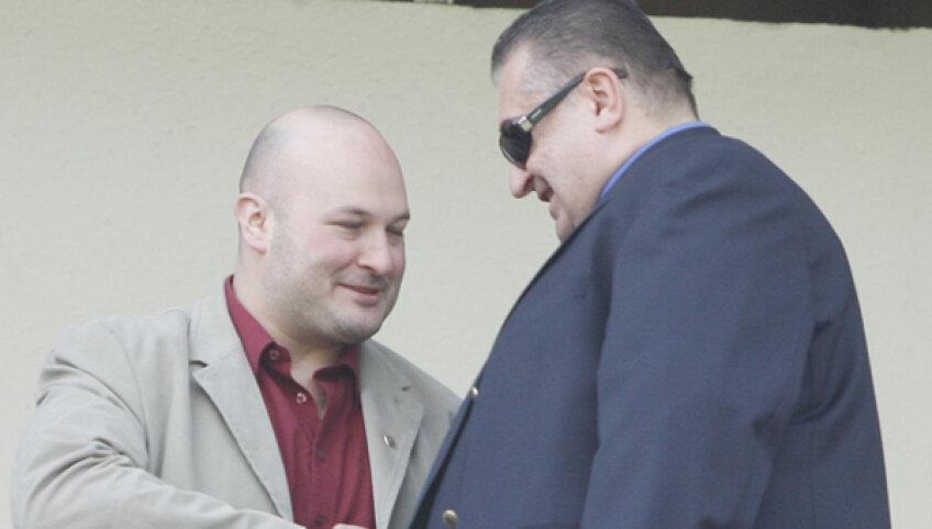 Marian Iancu, în dialog cu omologul său de la Cluj, Arpad Paszkany