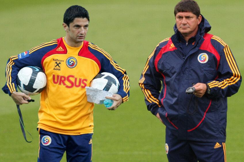 Răzvan Lucescu s-ar putea alătura echipei conduse acum de Ştefan Iovan
