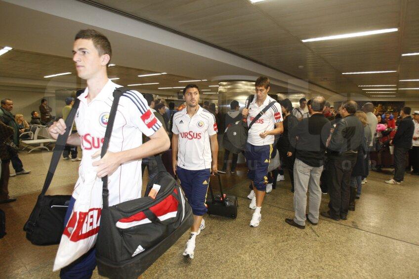 Delegaţia României a ajuns astăzi în Brazilia