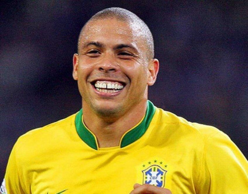 Ronaldo se retrage cu România