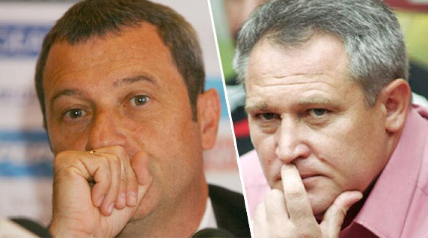 Mircea Rednic şi Iuri Krasnojan au un lucru în comun: ambii au fost demişi de ziua lor