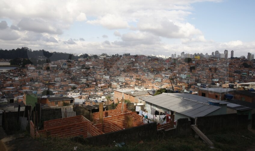 Cea mai mare mahala din Sao Paulo, Paraisopolis
