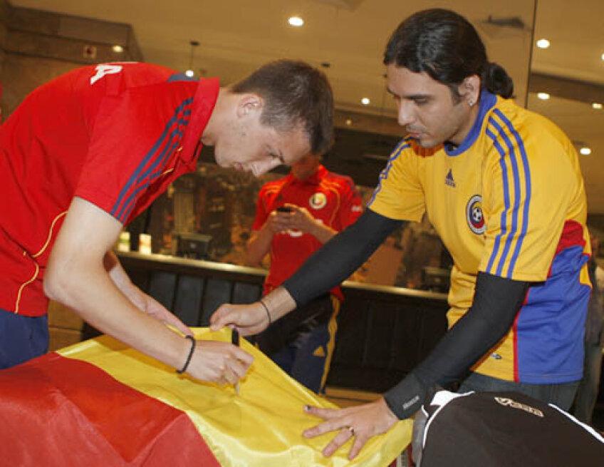 Brazilianul speră să ajungă îm România la meciul naţionalei noastre cu Argentina