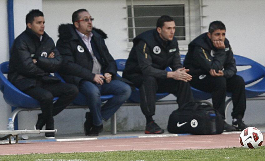 Florian Walter vrea să prindă cupele europene cu U Cluj