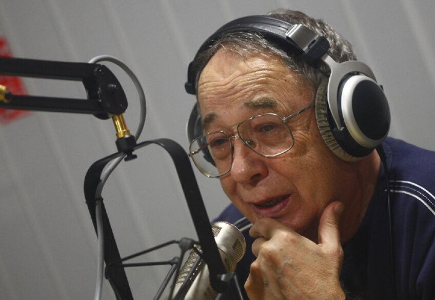 Ovidiu Ioanițoaia la radio