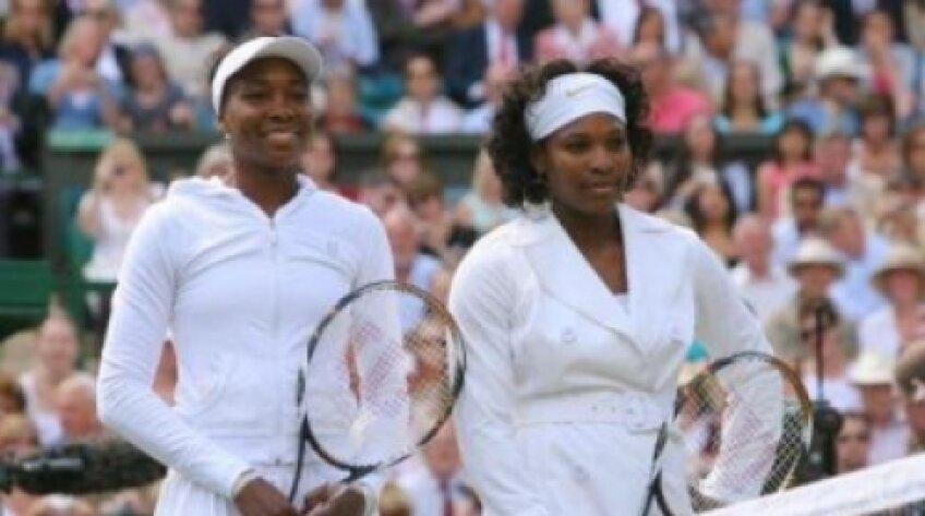 Venus si Serena Williams
