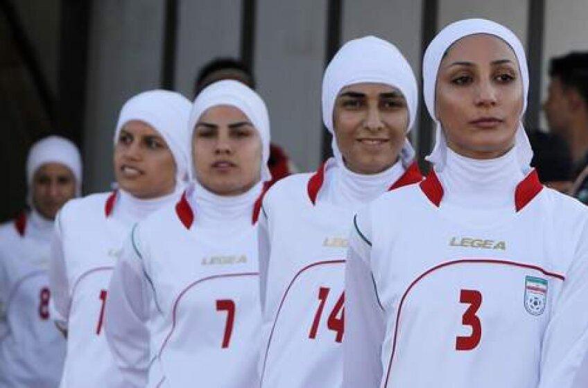 Echipa națională de fotbal feminin a Iranului