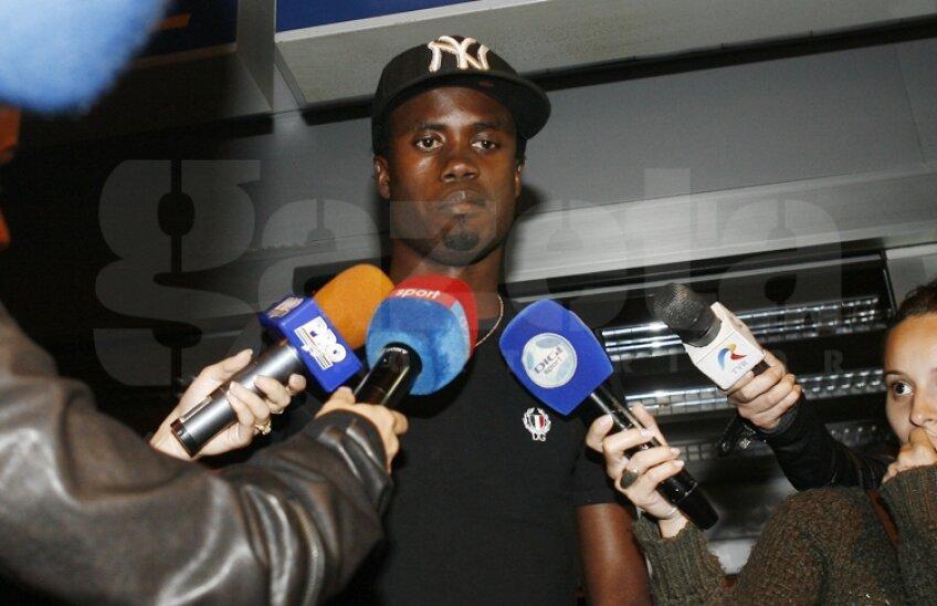 Senegalezul Sougou are 26 de ani