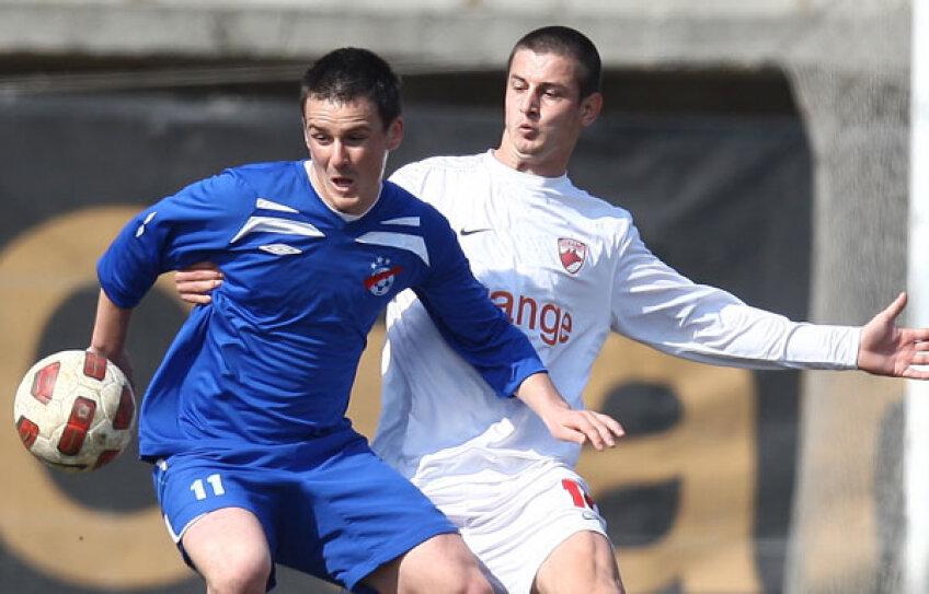 Jucătorii de la Săgeata pot evolua contra primei echipe a lui Dinamo din sezonul viitor