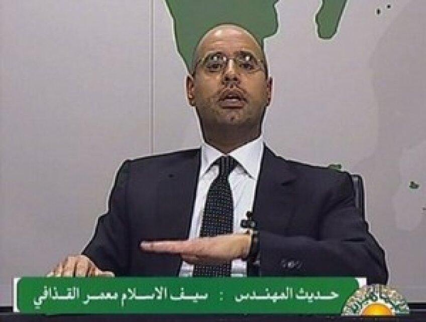 Muhammad Gaddafi