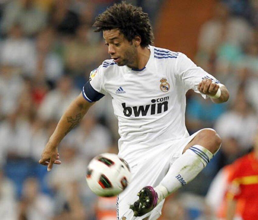 Marcelo e apărat de Real: