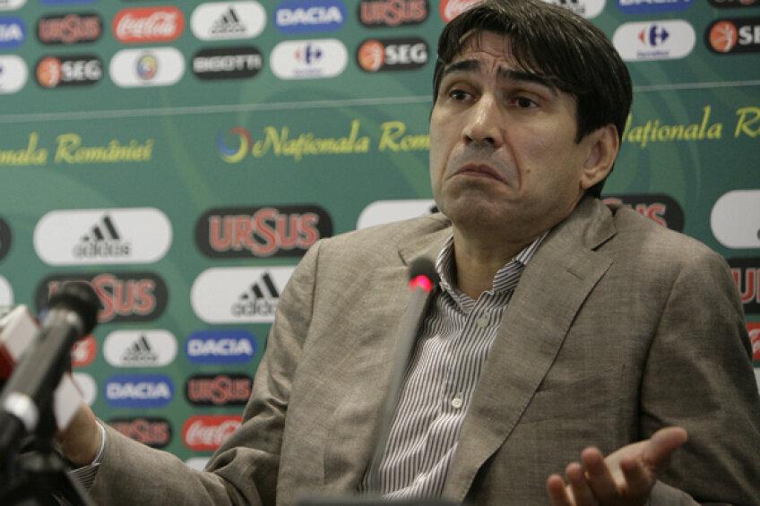 Victor Piţurcă va semna contractul abia săptămîna viitoare