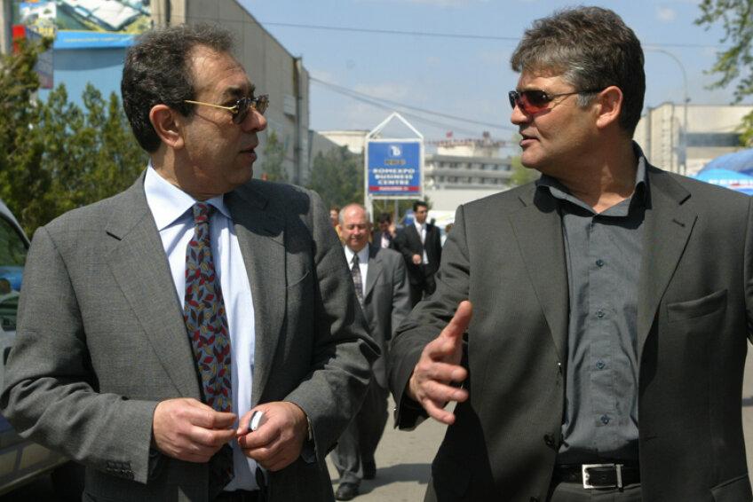 Nicolae Badea l-a instalat pe Liviu Ciobotariu antrenor la Dinamo, dar încă trage speranţe că-l convinge pe Ioan Andone să rămînă