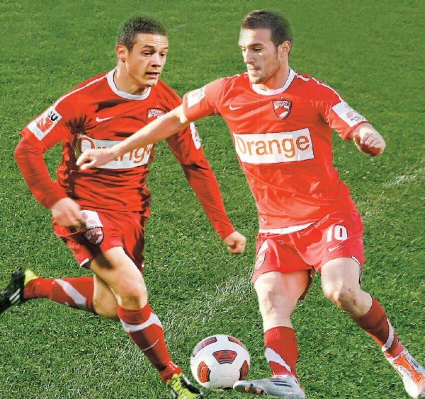 Torje şi Alexe s-ar putea duela în sezonul următor cu Interul lui Cristi Chivu