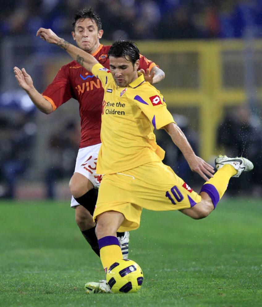 Fiorentina îi dă drumul lui Mutu (32 de ani) ca să-l aducă pe Cassano