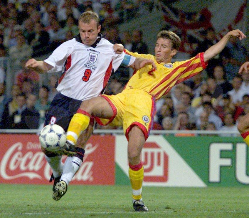 Romania - Anglia 2-1