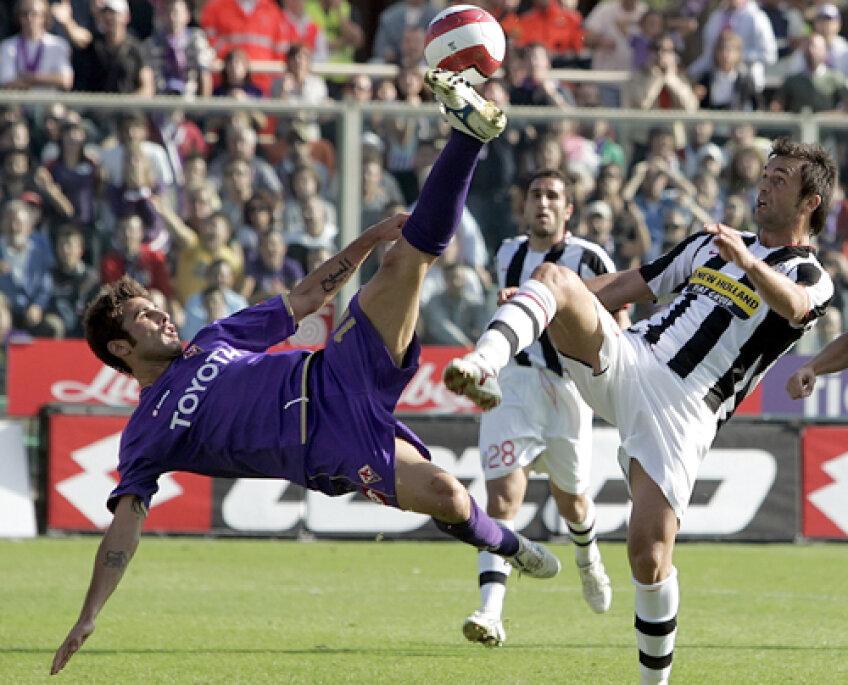 Deși avea contract pînă în iunie 2012, Mutu (32 de ani) va pleca liber de la Fiorentina