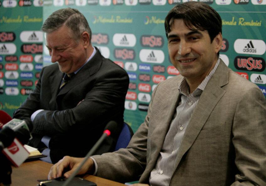 Victor Piţurcă are ca obiectiv calificarea la următoarele trei turnee finale