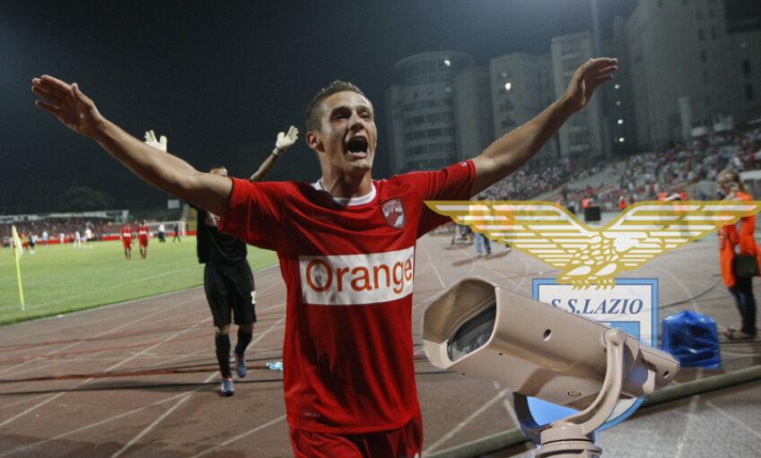 La 21 de ani, Gabi Torje e unul din cei mai vechi jucători din lotul lui Dinamo