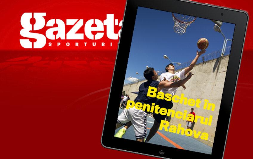 Cum se poate juca baschet în locuri precum închisoarea Rahova sau chiar la Alcatraz