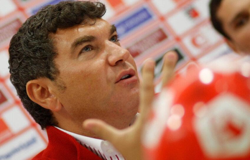 Cristi Borcea, acţionarul clubului Dinamo