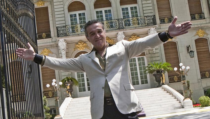 Gigi Becali e hotărît să încheie campania de achiziţii a Stelei chiar cu dinamovistul Torje
