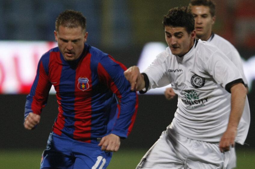 Fabian Teuşan a jucat în sezonul trecut la Unirea Urziceni, sub formă de împrumut